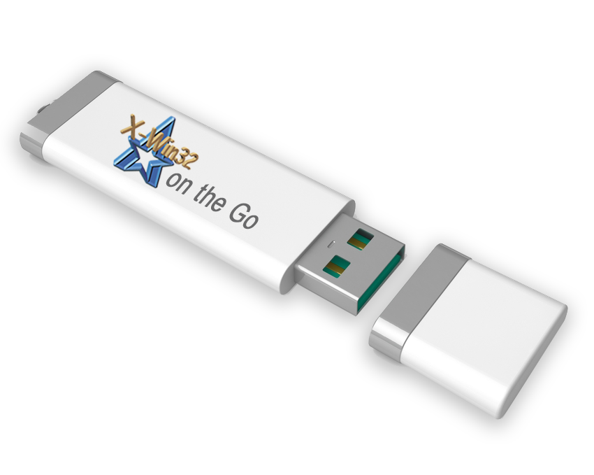 X-Win32 on USB
